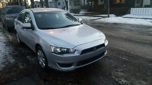 2009 Mitsubishi Lancer Sedan**active**