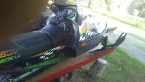 95 arcticat zrt 600 for sale