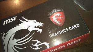 MSI GTX 960 GAMING 4G, NEW, in box