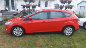 2012FORD FOCUS HATCHBACK
