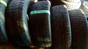 2sets of Tempra Winter quest 275 65 18 tires