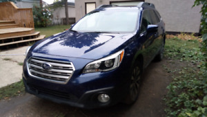 2015 Subaru Outback 3.6 Limited with eye sight.