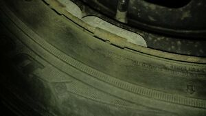 Four winter tires made in Japan Kingston Kingston Area image 3