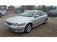2003 Jaguar X-TYPE 2.0D SE DIESEL Long MOT Bargain