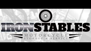 Winter storage and Service done right!