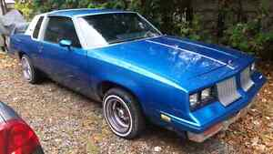 1986 cutlas looking to sell or trade !!