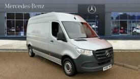 2019 Mercedes-Benz Sprinter 314Cdi L2 Diesel Fwd 3.5t H2 Van High Volume/High Ro