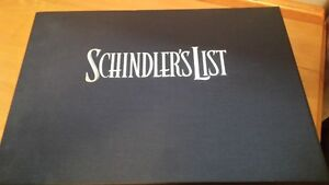 Schindler's List: Limited Edition VHS Box Set