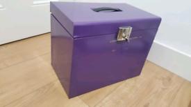 Storage Box With Key