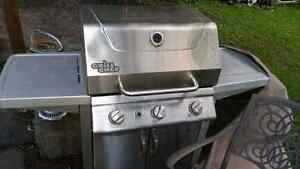 Grill chef bbq with propane tank London Ontario image 1