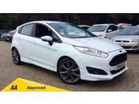 2016 Ford Fiesta 1.0 EcoBoost 140 ST-Line (Nav) Manual Petrol Hatchback