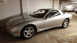 Rare LHD Base Model (non-sunroof) FD RX7