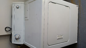 Up for sale fully working Whirlpool dryer $100 or best