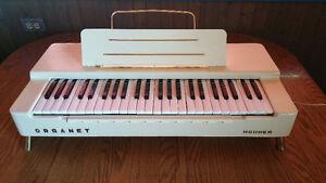 Vintage Hohner Organet