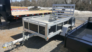 2017 High Country 5x8 utility trailer