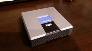Linksys Voip Gateway SPA2102 used for Primus Talk Broadband