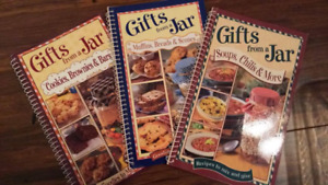 """Gifts from a Jar """"cookbooks"""" $2 for the set"""