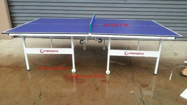 Pro table tennis ping pong table net other sports fitness gumtree australia logan area - Gumtree table tennis table ...