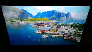 """55"""" 4k UHD Smart TV Netflix Youtube LIKE NEW"""