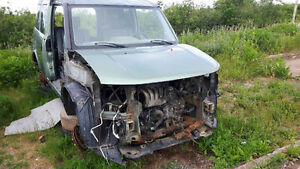 JUNKING 2003 HONDA ELEMENT 2.4 GOOD MOTOR 200KM