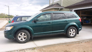 2009 dodge journey svt only 140k with sun roof
