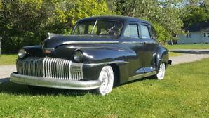 1947 Desoto $15000 Restored- Negotiable
