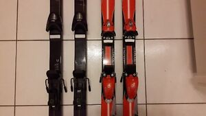 Skis K2 5500 8.1 180 cm, with Geze G-68 bindings West Island Greater Montréal image 2