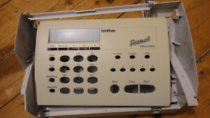Brother Personal Fax 190 Parts available (some keys not working)