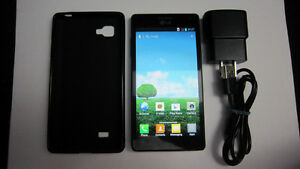UNLOCKED LG Optimus 4X HD Android cellphone