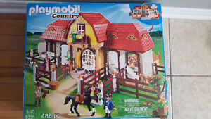 Play Mobile Country horse barn play set