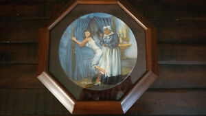 "Limited Edition ""Gone With The Wind"" Collector Plates"
