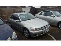 2000 RARE Lexus IS 200 2.0 S AUTOMATIC ALTEZZA VERSION VERY LOW MILES ONLY 50K