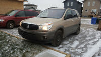 2004 Buick Rendezvous SUV (winter ready!)