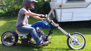 3/4 size chopper. 200cc  in Grand Valley, ontario