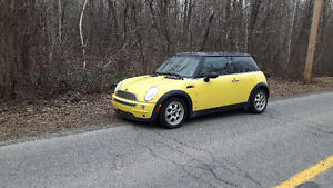 MINI COOPER!!!! (Echanges possibles!!!)