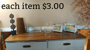 Home decor - everything for $60.00