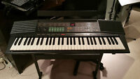 Yamaha PSR-38 Keyboards with stand