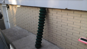 Chain Link Fence (new) green 4ft x 50ft roll