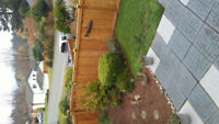 Fencing and landscape construction