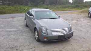 2006 Cadillac CTS for Parts or Repair
