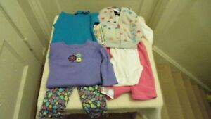2 new outfits and 1 top size size  6 months