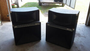 Peavy PA Speakers