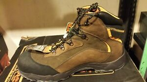 NEW MEN'S TIMBERLAND PRO SAFETY BOOTS IN SIZE 15 ONLY
