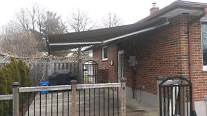 Retractable Patio/Deck Awning