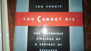YOU CANNOT DIE ~ IAN CURRIE