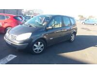 2006 55 RENAULT GRAND SCENIC 1.9 DCi 130 DYNAMIQUE.12 MONTHS MOT,ANY PX WELCOME.