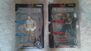 Eminem Slim Shady art action figure toy rap hip hop