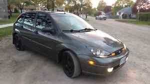 2004 ford focus zx5 manual