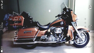 2008 Harley Davidson Anniversary Special