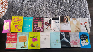HUGE Chick Lit Book Sale!! All Books In Excellent Condition!!